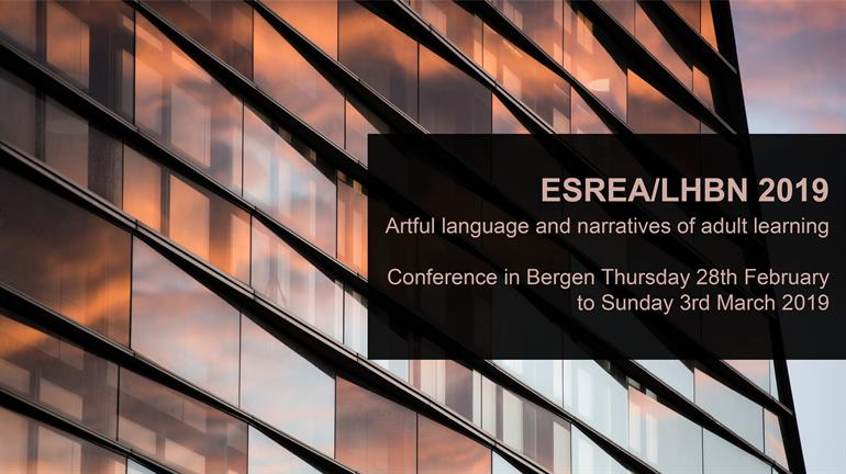 ESREA – European Society for Research on the Education of Adults
